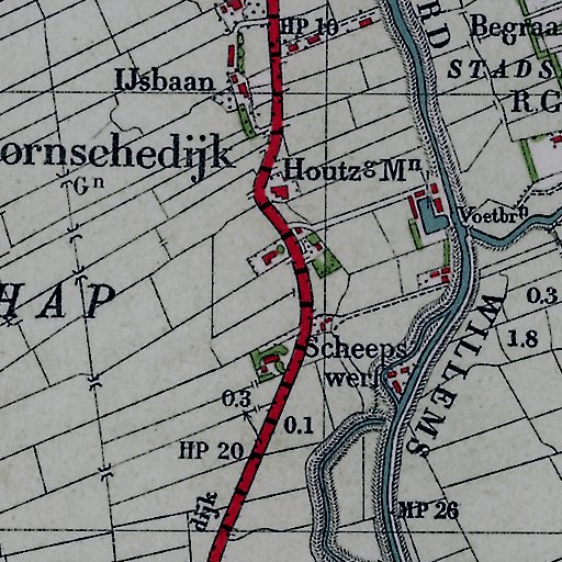 topografischemilitairekaart-1927