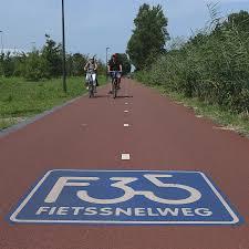 Fietssnelweg Assen-Groningen nadert Canadalaan.